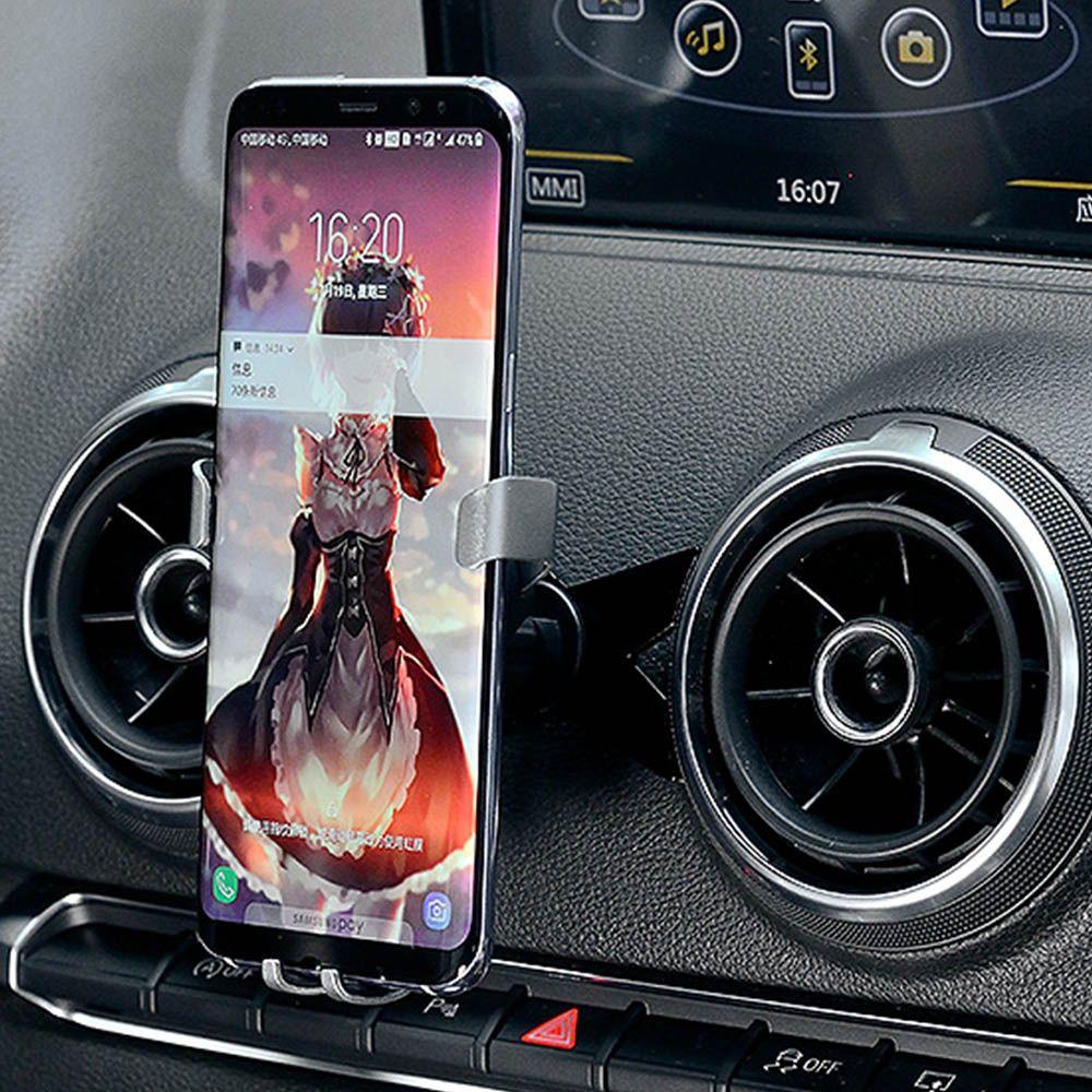 M Form handy halter auto Air Vent/AutoBot Schwerkraft Auto Air Steckdose Montieren handy halterung für Audi a3/S3 (2014-2018)