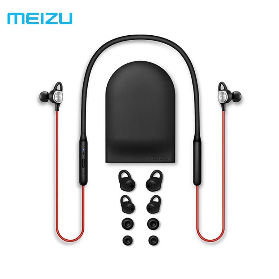 MEIZU EP52 8 Hours Batteries Life Waterproof IPX5 Outdoor Portable APTX Sport Bluetooth Wireless Earphones for Women Men KO EP51