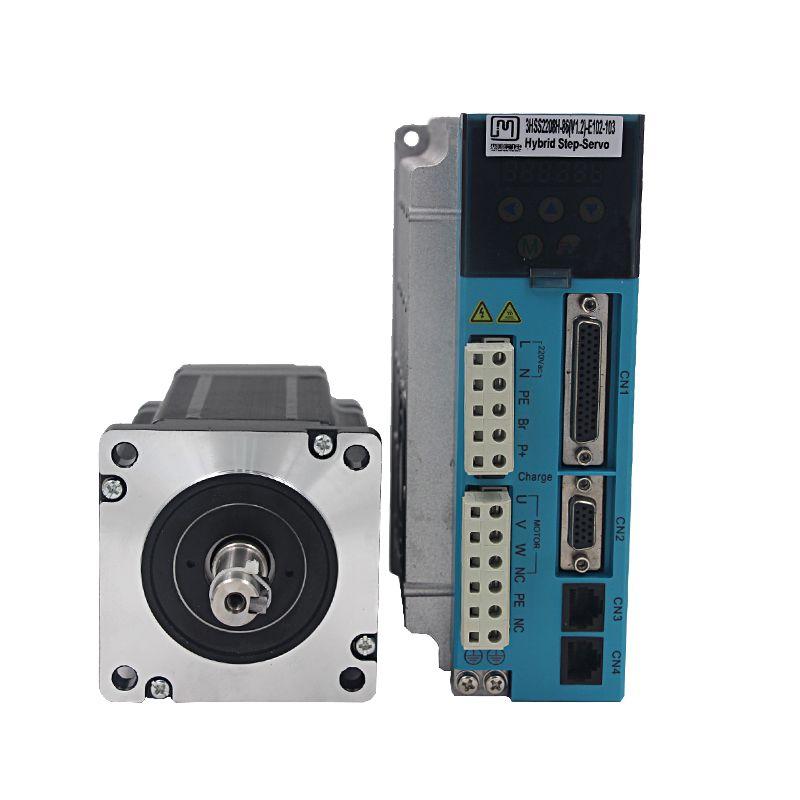 NEMA 34 3 Phase 12NM Closed Loop Stepper Servo Motor Driver Kit for CNC Cutting Machine Engraving Machine