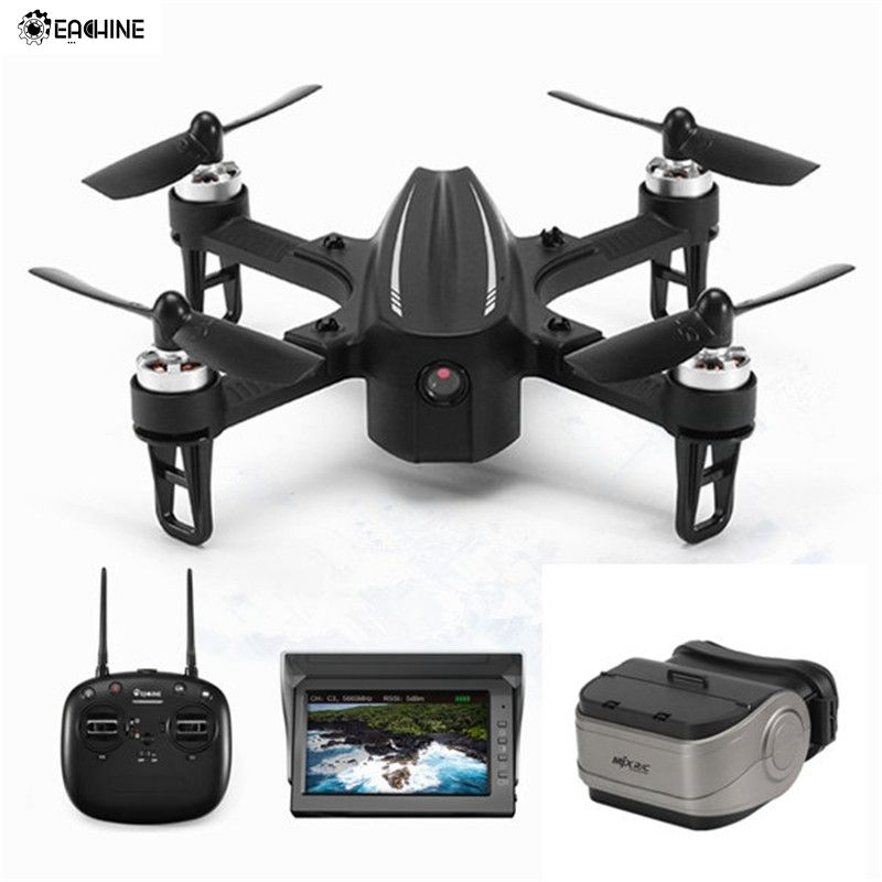 In Stock Eachine EX2mini Brushless 5.8G FPV Camera With Angle Mode Acro Mode LED Light Headless Mode RC Drone Quadcopter RTF