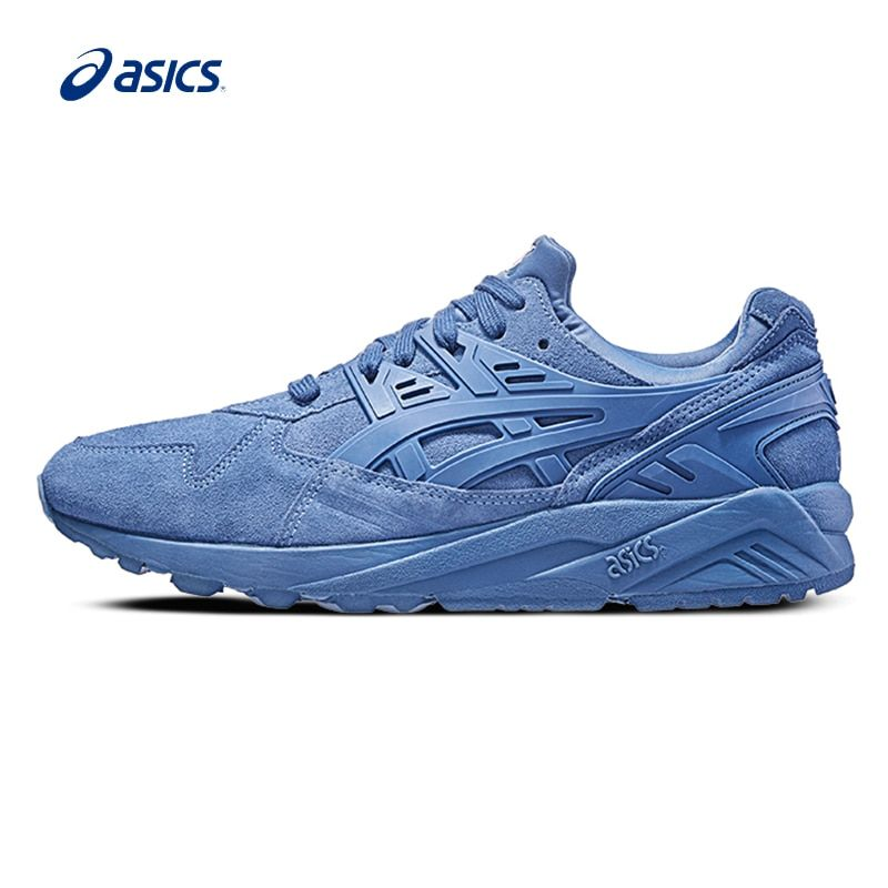 Original ASICS Men Shoes Anti-Slippery Hard-Wearing Light Running Shoes Low-Top Sports Shoes Retro Sneakers Outdoor Athletic