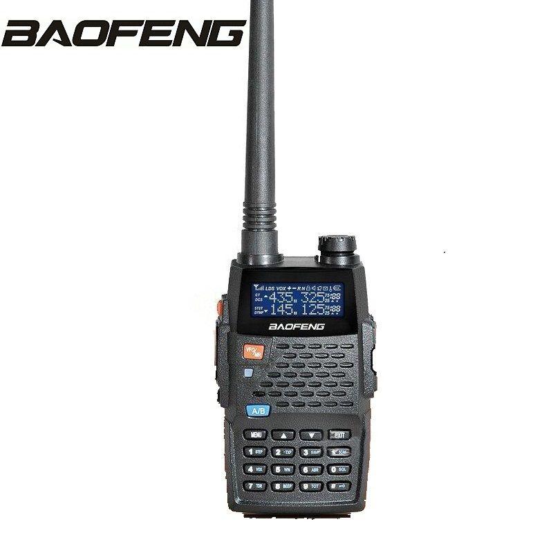 Baofeng F9+ Ham Two Way Radio Daul Bands 5W Walkie Talkie Protable Two Way Radio 5W Transmit Power Outdoor Interphone