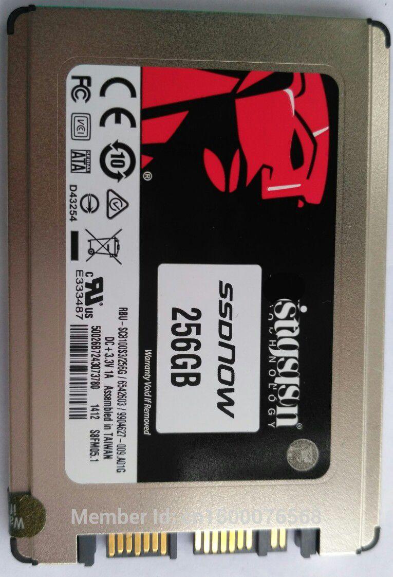 NEW 256GB SSD 1.8