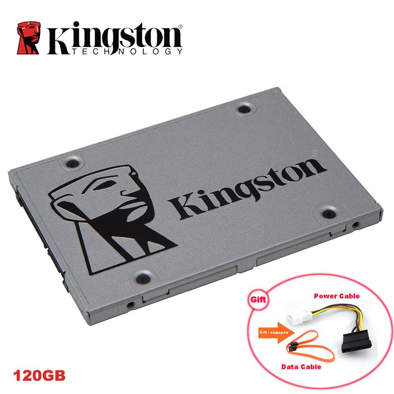 Kingston SSD 120 GB SUV400S37 Interne Solid State Drive 2,5 zoll SATA III HDD Festplatte Solid State Drive Für Notebook Computer