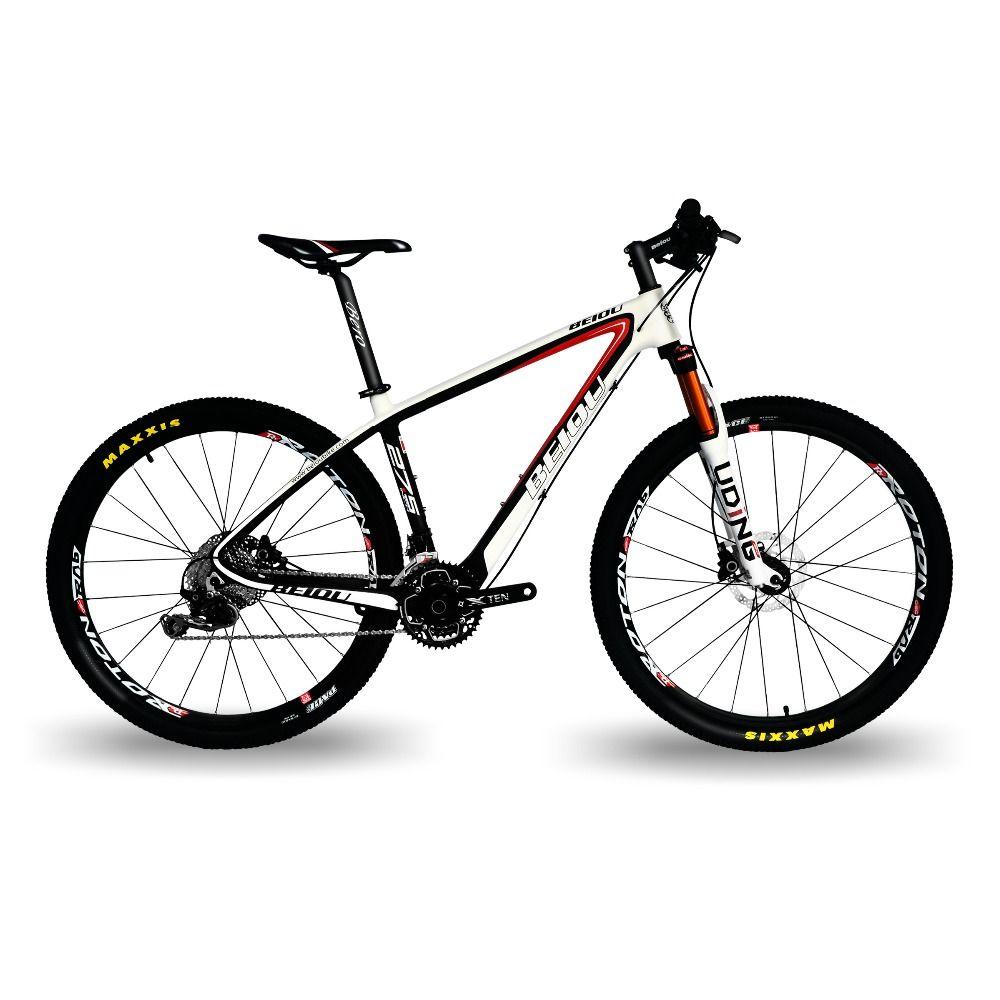 BEIOU Carbon 27.5-Inch Mountain Bike 17