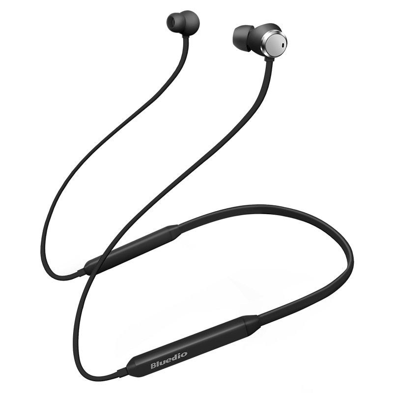 Bluedio TN Active Noise <font><b>Cancelling</b></font> Sports Bluetooth Earphone/Wireless Headset for phones and music