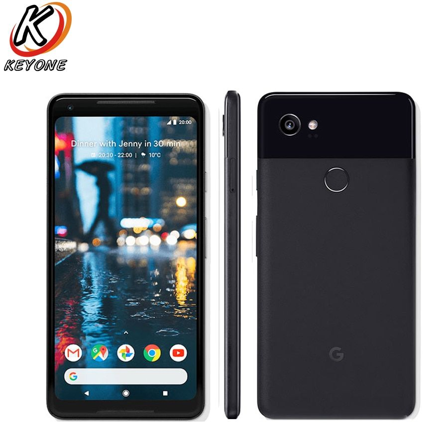 EU Version original new Google Pixel 2 XL 4G LTE Mobile Phone 6.0