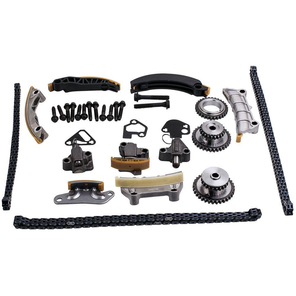 Für Holden Commodore Timing Kette Kit + Getriebe + Dichtungen VZ VE Alloytec LY7 3.6L V6 Für Buick Cadillac CTS SRX STS für Suzuki 2.8L