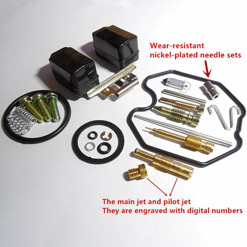 Keihin carburateur PZ27 kits de réparation CG150CC ATV type sac de réparation de moto (configuration normale)