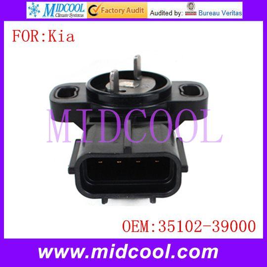 New Throttle Position Sensor use OE No. 35102-39000 for Kia Sorento Sedona