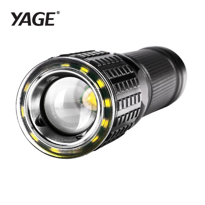 Lampe de poche Tactica rechargeable xml t6 lampe de poche LED tactique aaa 18650 usb lampe de poche torche torche torche