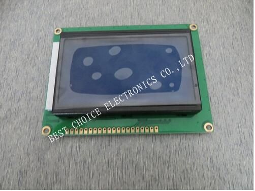 1 UNIDS 1PX128*64 PUNTOS módulo LCD 5 V pantalla 12864 LCD con luz de fondo azul LCD12864 ST7920 puerto Paralelo