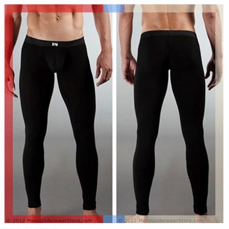Pantalon/pantalon chaud en pur coton de marque sous-vêtements masculins, caleçon pour hommes