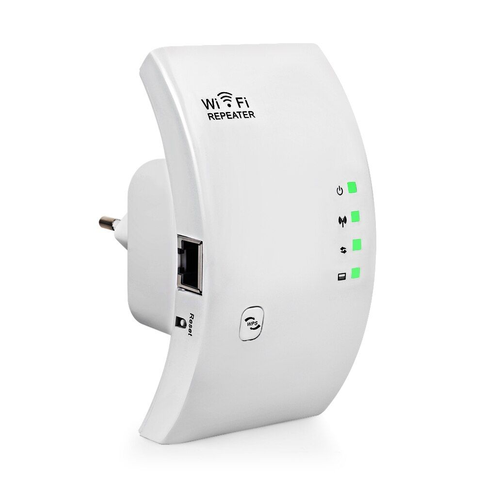Original Wireless WIFI Repeater 300Mbps WiFi Signal Range Extender WiFi Signal Amplifier Mini wi fi Extender <font><b>Booster</b></font> 802.11N/B/G