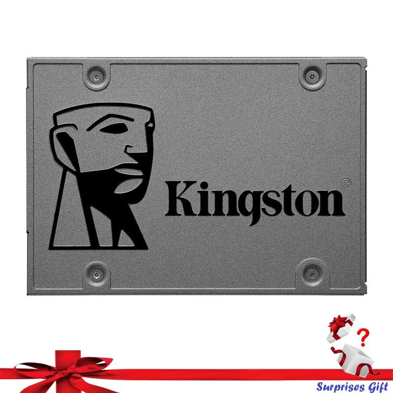 Kingston Digitale A400 SSD 120 GB 240 GB 480 GB A400 SATA 3 2,5 zoll interne Solid State Drive HDD Festplatte HD Notebook PC SSD 120