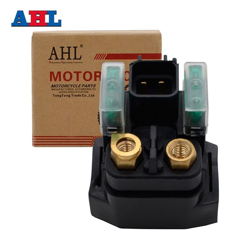 Motorcycle Electrical Starter Solenoid Relay Switches For SUZUKI LTZ250 LT-Z250 LTF250 LT-F250 TL1000R TL1000S GZ250 AN400