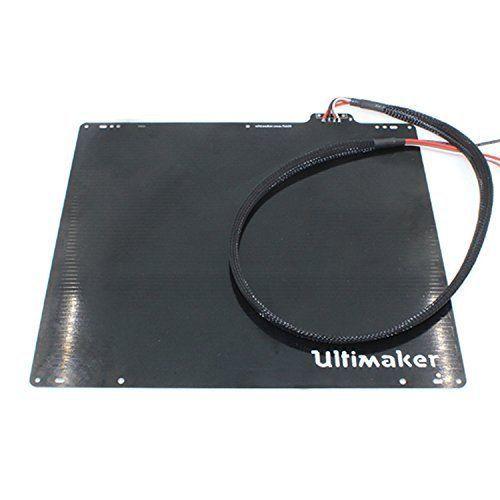 UM2 Aluminum Heated Bed 24V/165W PCB Board for RepRap Ultimaker2 3D Printer
