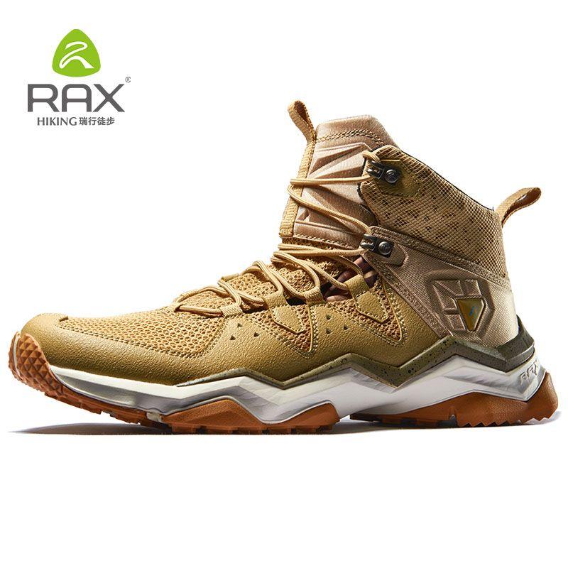 RAX Männer Mountain Schuhe Outdoor Wandern Schuhe für Sommer Trekking Turnschuhe Atmungs Leichte Outdoor Schuhe 81-5B446