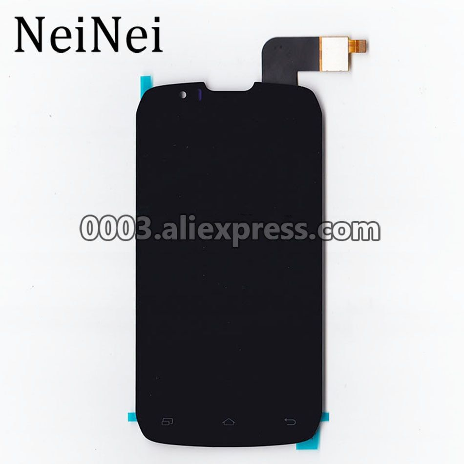 NeiNei Touch Screen Panel Digitizer Glass LCD Display screen For DNS S4502 4502 S4502M Highscreen <font><b>boost</b></font> Cloudfone Thrill430X