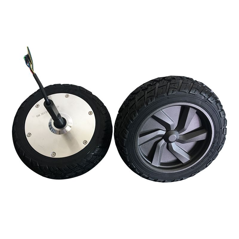 New product 36V 1 wheel 8inch Scooter Electric Scooter Tires high quality Hoverboard motor