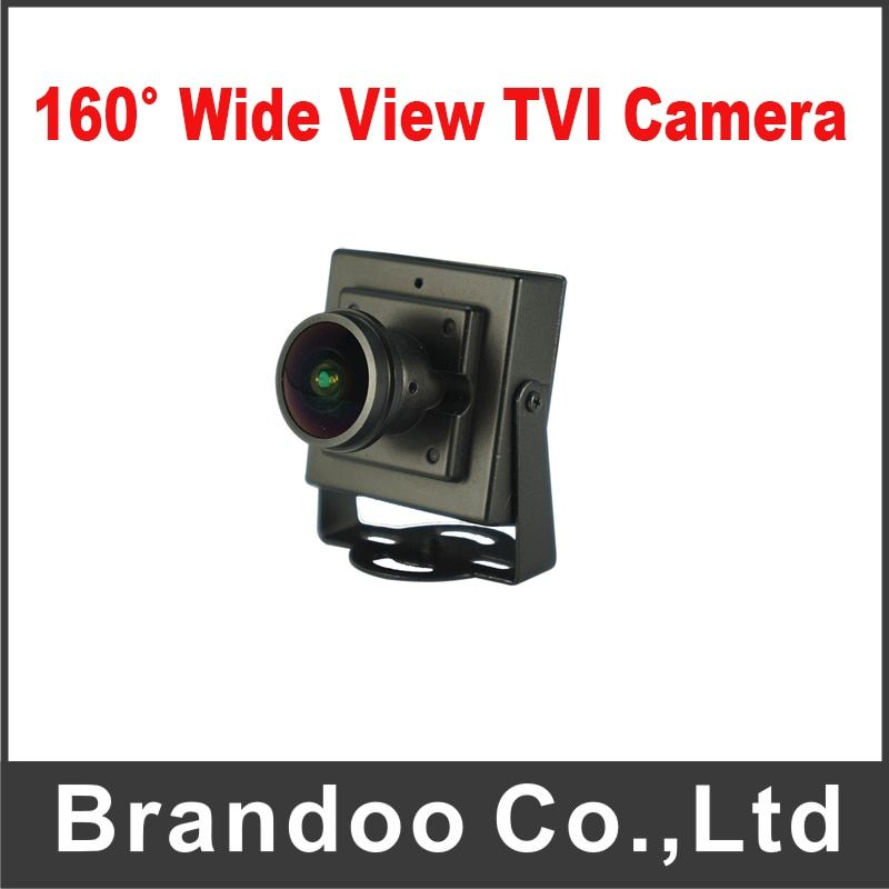 Wide View Angle 160 Degree 1.8mm Car Camera Support TVI Signal For Taxi, Mini Bus, Private Car, Vehicle Used