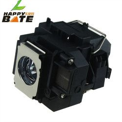 Happybate projector lamp ELPLP58/ V13H010L58 for PowerLite X9 PowerLite S9 S10+ PowerLite 1260  H391A H376B H375A H375B H374B