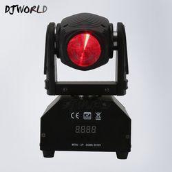 Mini LED Spot Feixe 10 w Iluminação LED Holofotes Local Discoteca RGBW 4in1 LED Feixe Palco DJ Party Mostrar