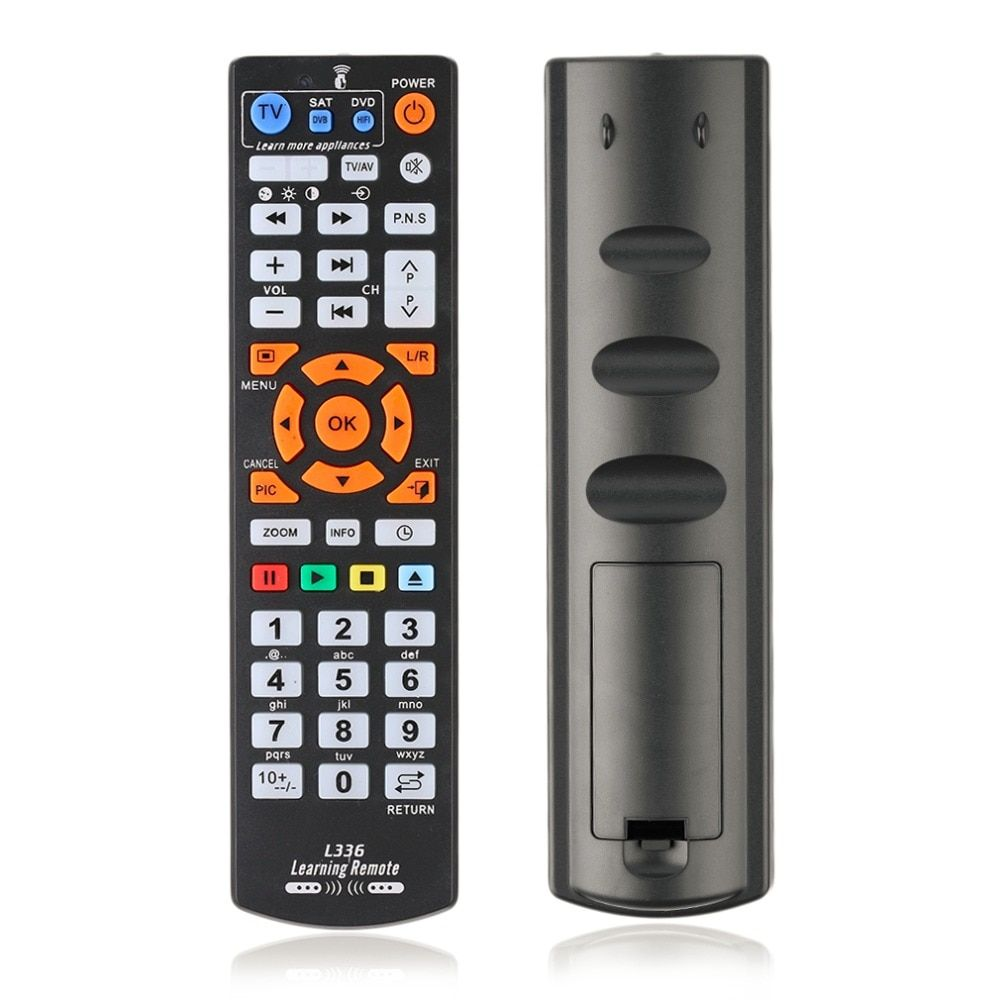 Universal Smart Remote Control Controller With Learning Function For TV CBL DVD SAT For Chunghop L336