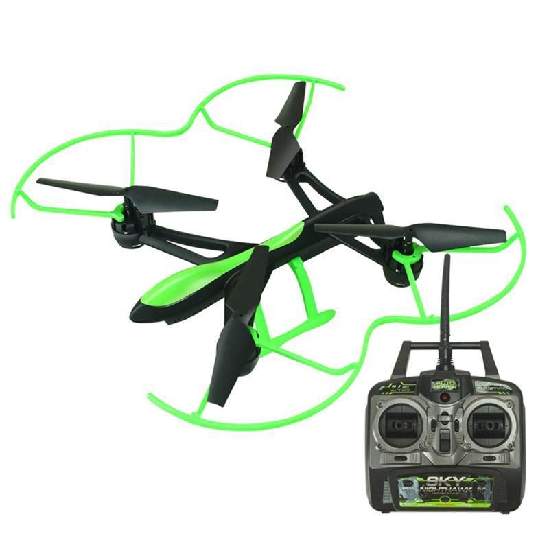 Sky Hawkeye 1331W WiFi FPV Real-time Positioned Height 4CH 6 Axis Gyro RC Multicopter with One Key Return RC Quadcopter RTF