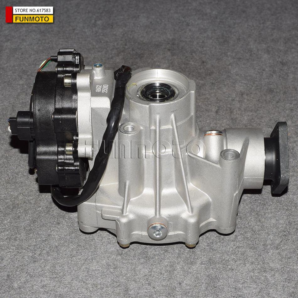 Vorne getriebe/vordere transmission box von CFMOTO CF600/800CFZ6/CFZ8/U8 teile nummer Q810-310000