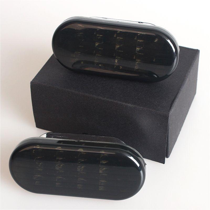 1 para LED Blinker Lampe Auto Seite Marker Licht Mit Schwarz LensBlinker für VW Jetta Golf 4 GOLF4 Mk4 passat B5 B5.5 1999-2004
