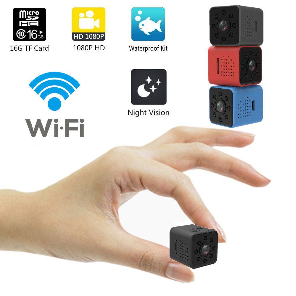 Upgrad version SQ23 HD WIFI petit mini Caméra cam 1080 p vidéo Capteur de Vision Nocturne Caméscope Micro Caméras DVR Motion SQ13 SQ 13