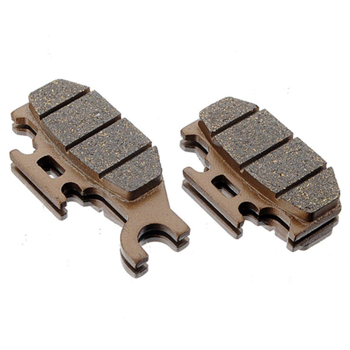 Rear Brake Pads For Yamaha YXR Rhino 450 04-09 660 04-07 Raptor YFM 700 06-11
