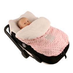 7 Gaya Kantong Tidur Bayi Footmuff 46*69 Cm Bayi Slaapzak Musim Dingin Bayi Tidur Tas Stroller Saco BEBE Cochecito dormir
