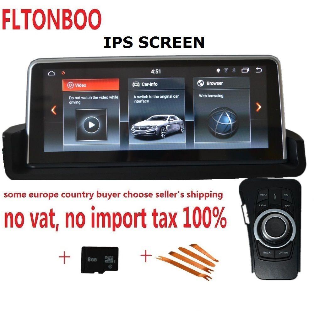10,25 zoll Android 7.1 Auto Gps radio plyaer navigation für BMW E90 E91 E92 E93 unterstützung 2 GB RAM 32 GB ROM bluetooth 3G