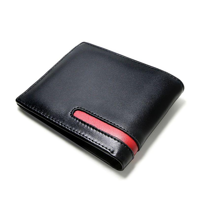 KAHANE en cuir véritable hommes portefeuille voiture titulaire du permis de conduire portefeuille de carte de crédit pour BMW E46 E60 E90 F10 E64 E91 E39 F10 F20 F30