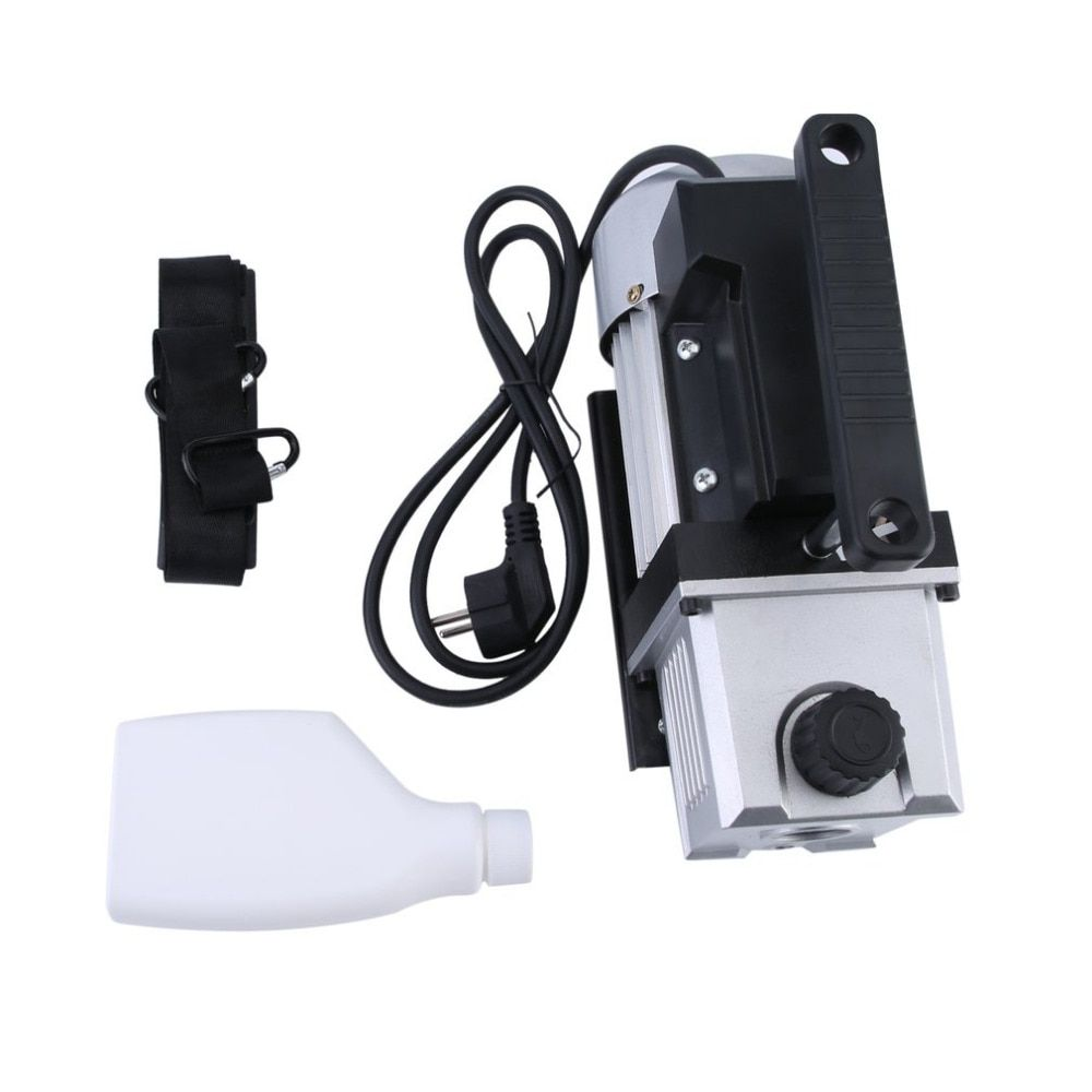 Newest 3.5CFM 1/3HP High Power Single Stage 5 Pa Vacuum Pump For Refrigeration Air Conditioning Systems EU Plug