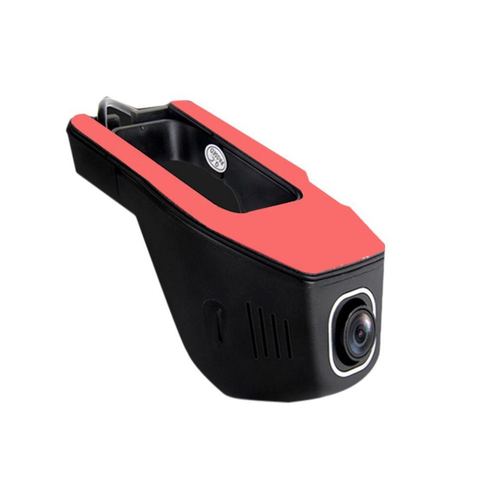 Blackview 1080P Car DVR USB Concealed Vehicle Recorder Mini Tachograph Digital Camcorder Dash Camera ADAS Function Night Version