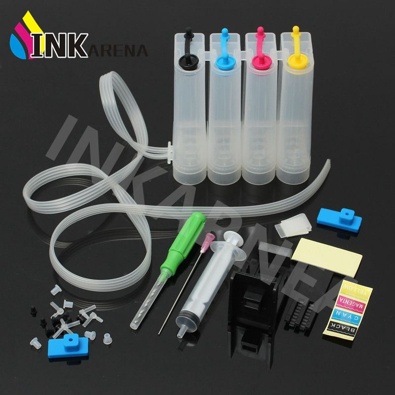 Ciss ink Tank For Canon Cartridge Pixma IP2700 MP240 MP250 MP260 MP270 MP280 MP480 MP490 Print Continuous System with ink tube
