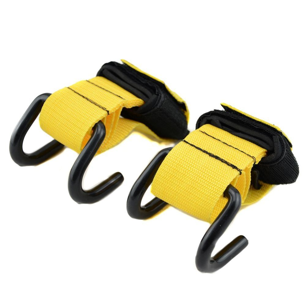 1 Pair Adjustable Weight Lifting Straps Hook Crossfit Musculation Dumbbell Grips Wrist Glove Lifting Straps Gym Equipment