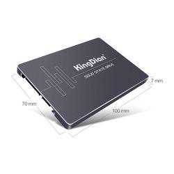 SSD 120 GB 240 GB 60 GB 480 GB KingDian Marque 2.5