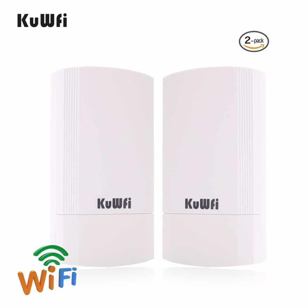 2KM Outdoor CPE Router Point-to-Point Wireless CPE Bridge Router Wifi Repeater Support WDS Gateway Wireless AP For IP Camera