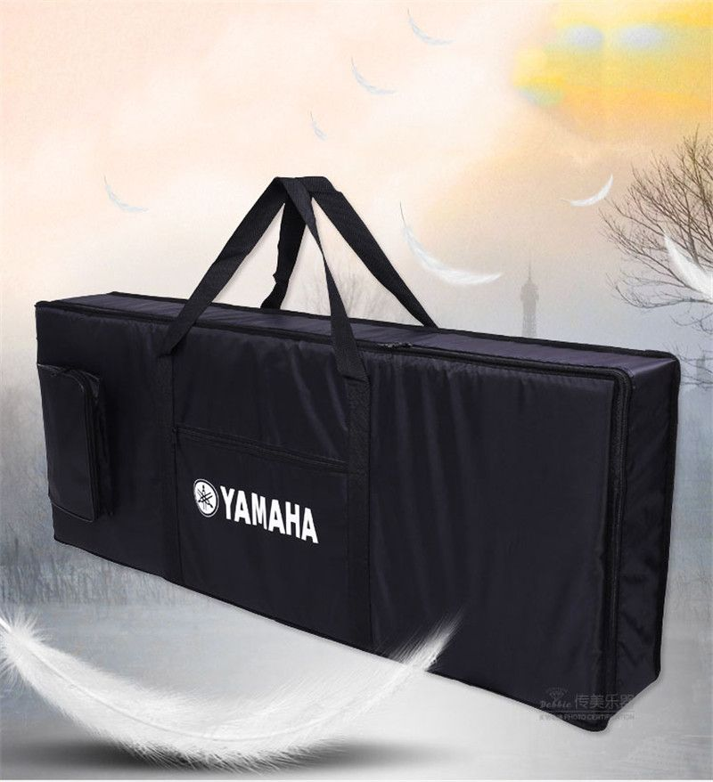 Fashion Waterproof thickened Professional 76 key universal Instrument keyboard bag electronic piano cover case for electronic