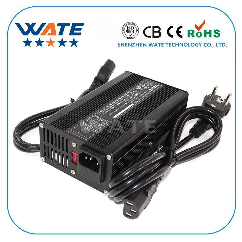 84V 3A Charger 20S 72V E-Bike Li-ion Battery Smart Charger Lipo/LiMn2O4/LiCoO2 battery Charger Global Certification
