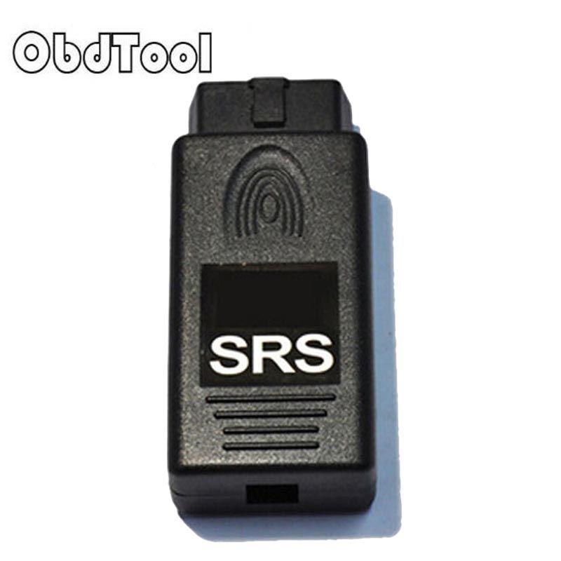 OBDTOOL 15% OFF Promotion De Haute qualité OBD2 Airbag Resetter SRS avec TMS320 LIVRAISON GRATUITE