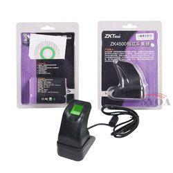 5YOA Biometric usb Fingerprint Reader Sensor Fingerprint scanner ZKT ZK4500 Komputer PC Rumah Kantor Gratis SDK Dengan Kotak Ritel
