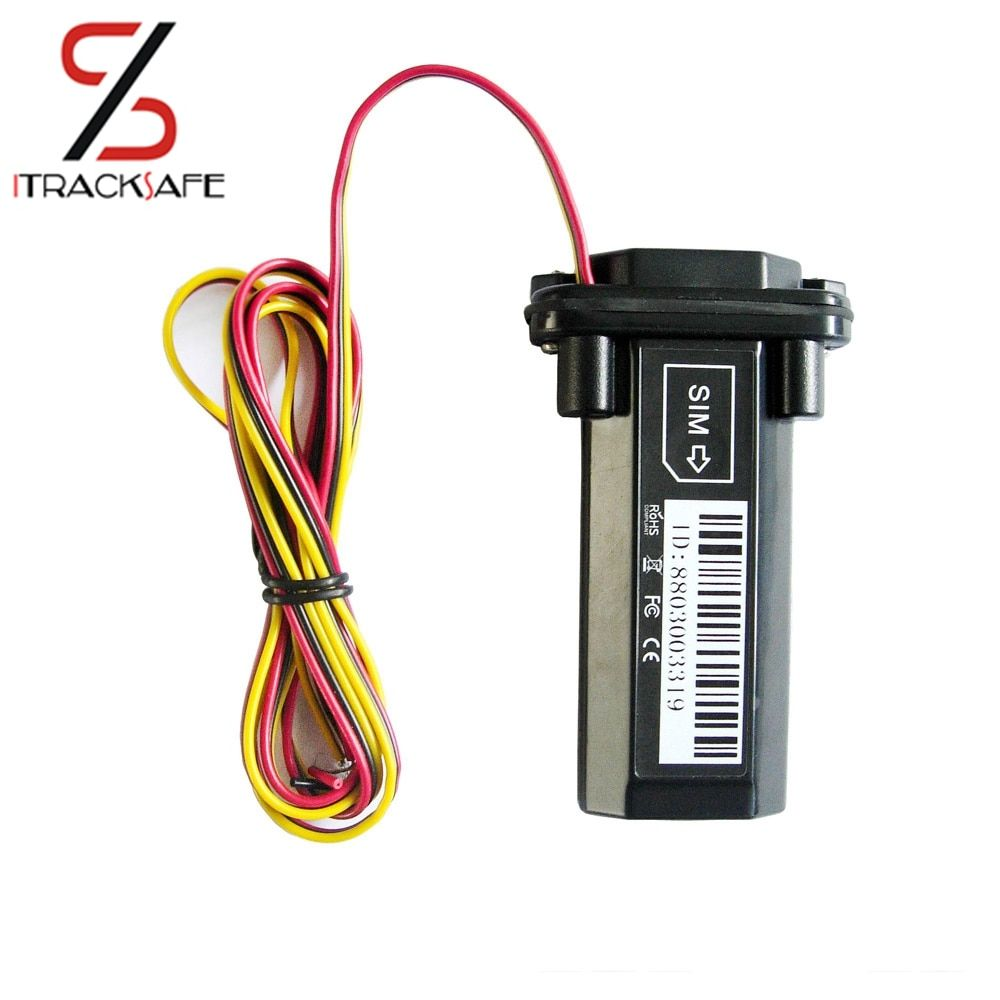 mini waterproof gsm gprs gps <font><b>tracker</b></font> for car motorcycle scooter vehicle truck real time online tracking monitoring no monthly