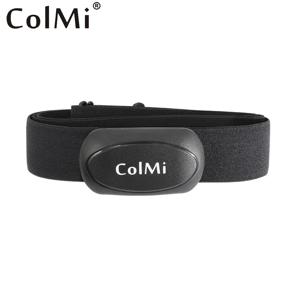 ColMi Heart Rate Monitor Sensor Chest Strap ANT+ Bluetooth 4.0 Fitness Equipment For Mobile Phone Smart Watch
