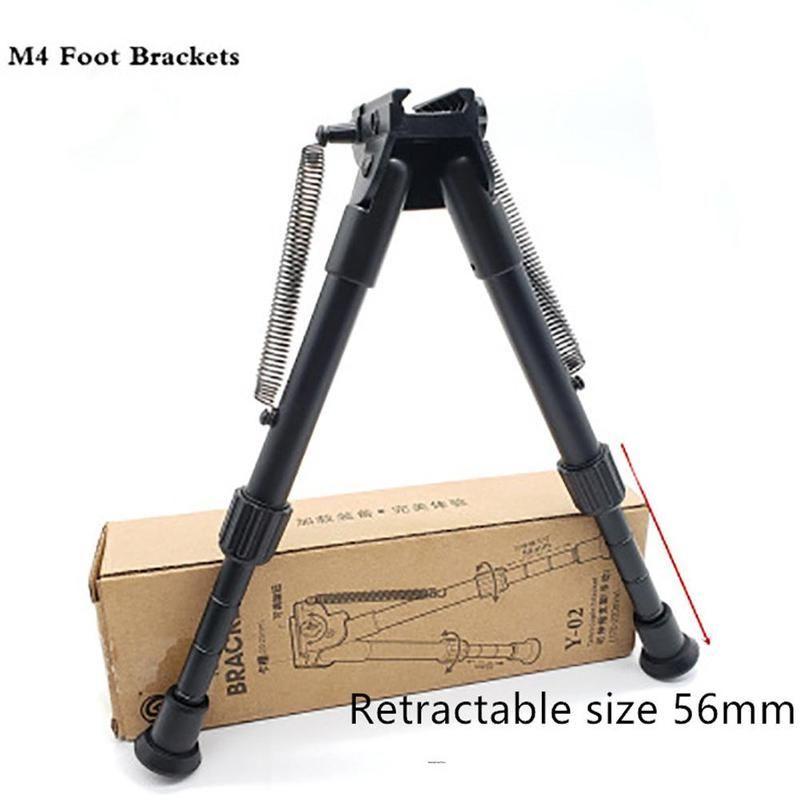 CS tactics DIY competitive equipment hobby parts bracket m4 Barrett bracket modified 20-23mm gel ball Plastic