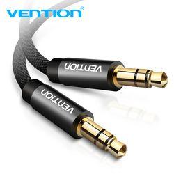 Intervention Aux câble 3.5mm Câble Audio 3.5mm Jack Mâle à Mâle Aux Câble Pour La Voiture iPhone 7 Casque Stéréo Haut-Parleur câble Aux Cordon